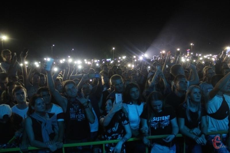 Цього дня минулого року у Хмельницькому на території Молодіжного парку стартував фестиваль «Республіка»