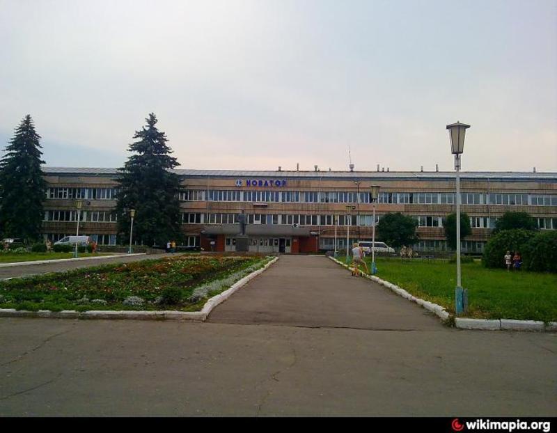 3 січня на південно-західній околиці Хмельницького почав роботу радіотехнічний завод