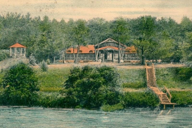 Кумисо-гідропатичний курорт у Славуті