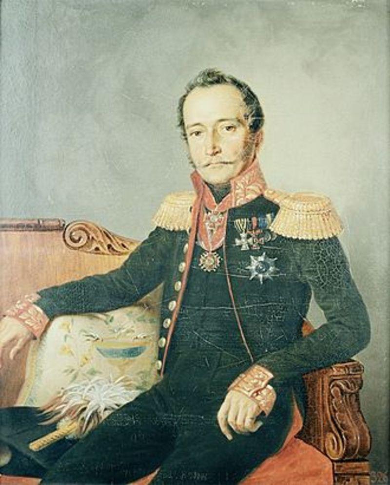 Павло Петров - військовий губернатор Кам'янця-Подільського