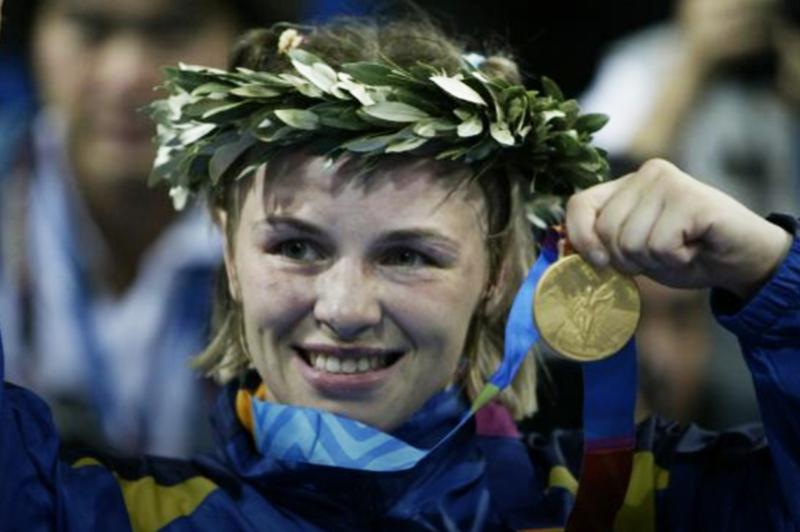 Ірина Мерлені тричі виступала на Олімпійських іграх
