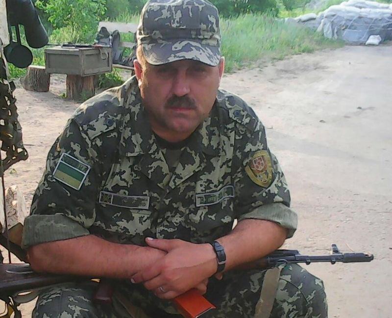 Військовий потрапив під обстріл противника й отримав смертельне поранення