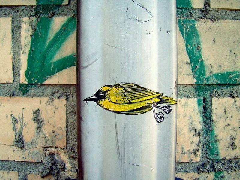 8 жовтня 2015 року на Хмельниччині створили найменше графіті в Україні