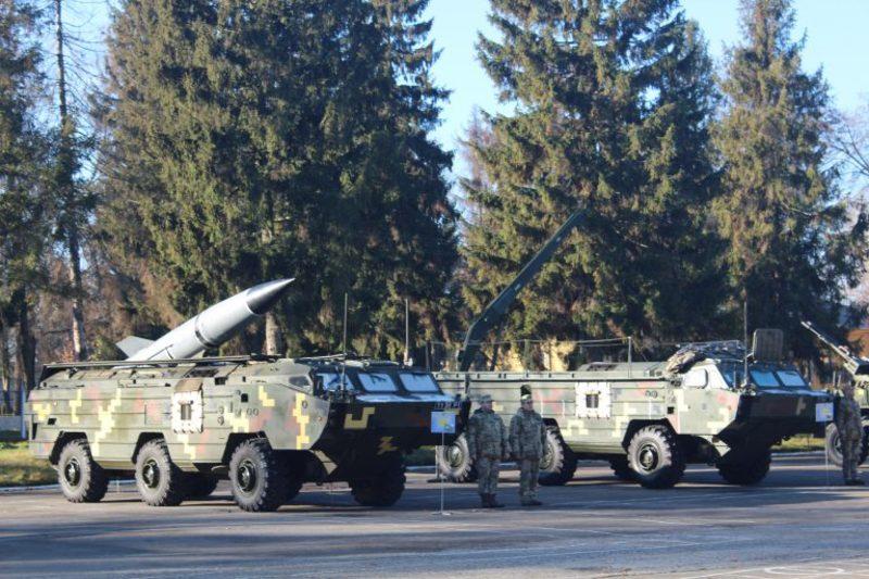 9 листопада 1997 року у Хмельницькому заснована військова частина А4239