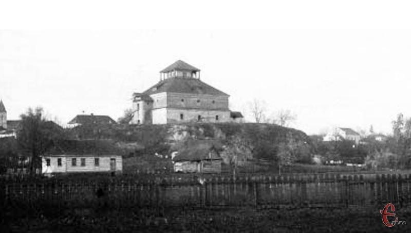 Так виглядав краєвид Старого міста Заслав у 1928 році