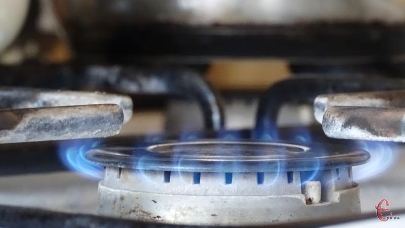 Без газу будуть близько тисячі споживачів