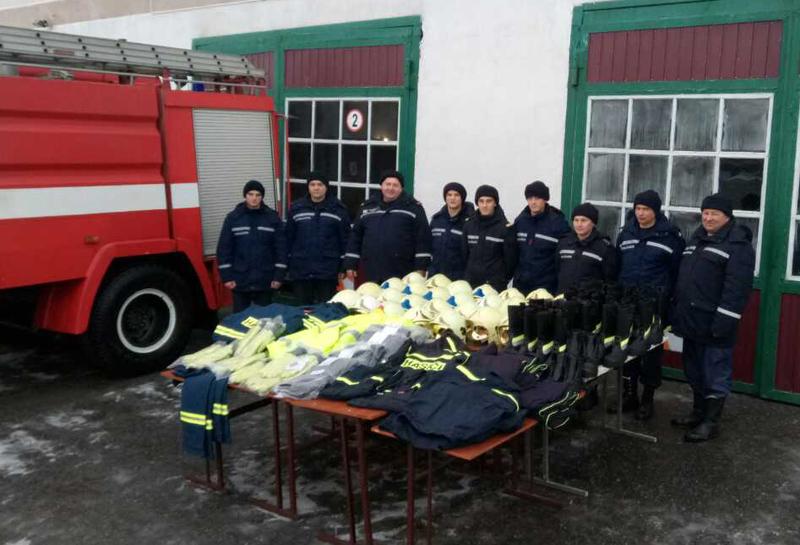 Рятувальники носитимуть форму європейського зразка