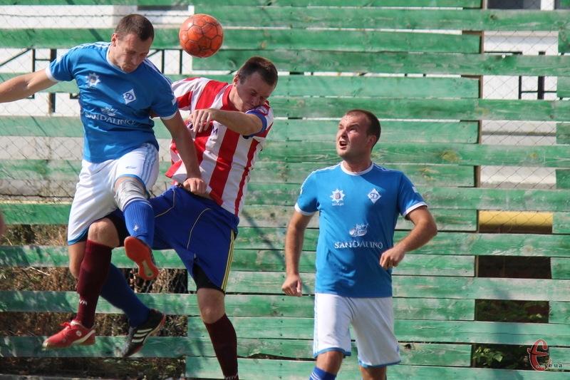 Заключна битва в першості Хмельницького з міні-футболу стала тріумфом для команди Тетра-Cook Drive