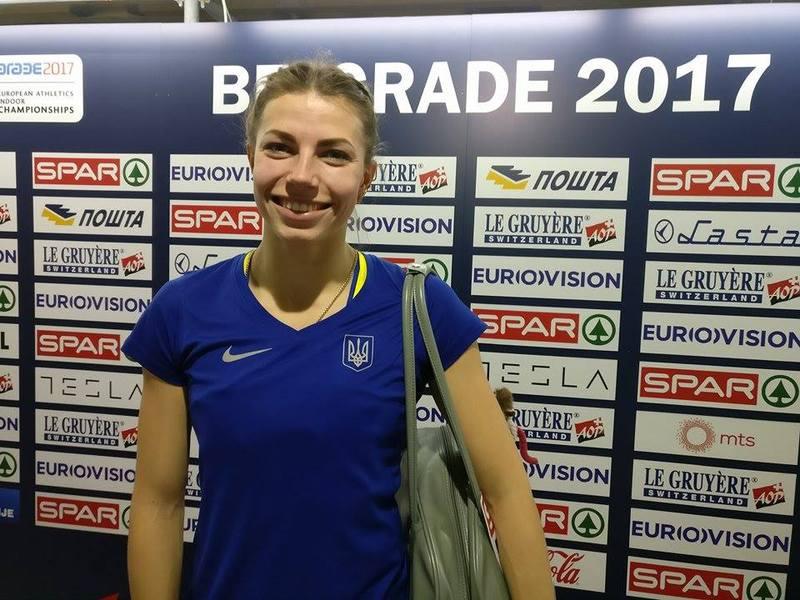 Марина Бех на чемпіонаті Європи посіла 7 місце. Але ще в кваліфікації змогла встановити рекорд області в закритих приміщеннях