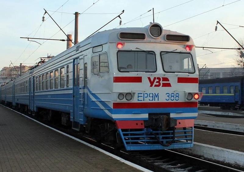 Укрзалізниця продовжує відновлювати рух потягів далекого сполучення