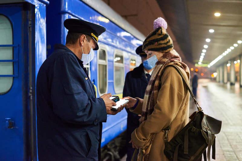 З Києва цей потяг почне курсувати з 26 лютого