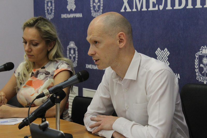 Роман Примуш: Випадки, на які ми звертаємо найбільшу увагу – це місто Кам\'янець-Подільський, а саме перинатальний центр.