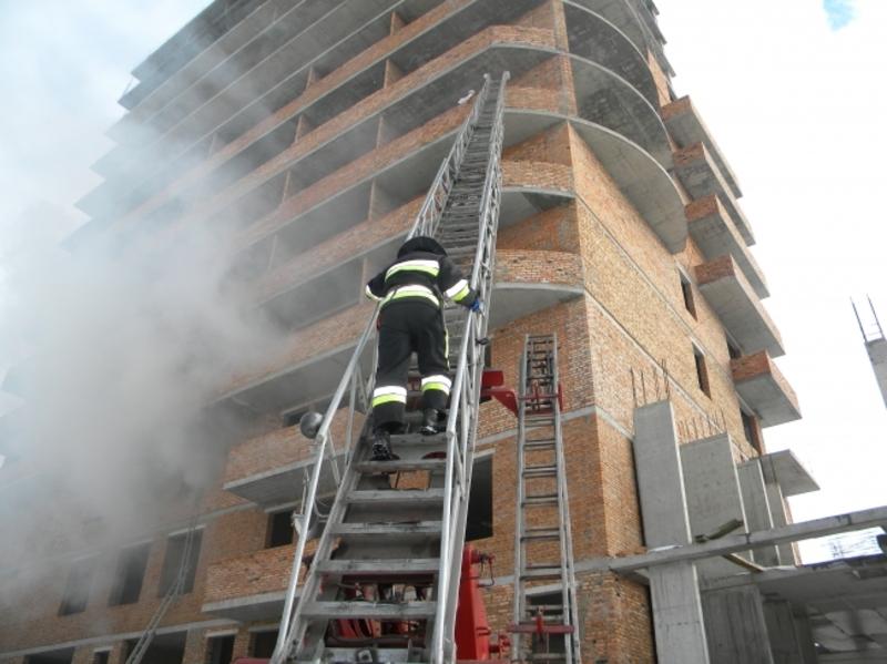 Пожежа сталась через необережне паління