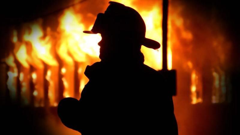 Рятувальники ліквідували пожежу будинку