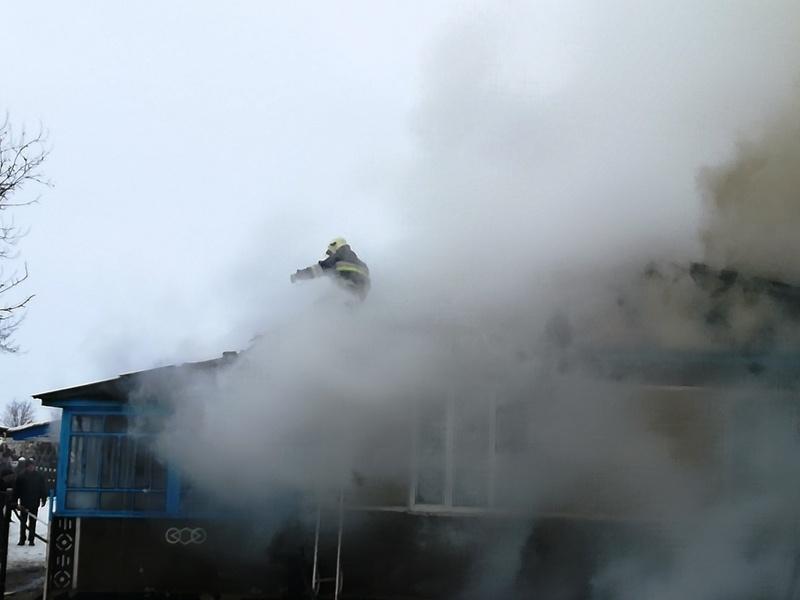 На пожежах обійшлось без жертв.