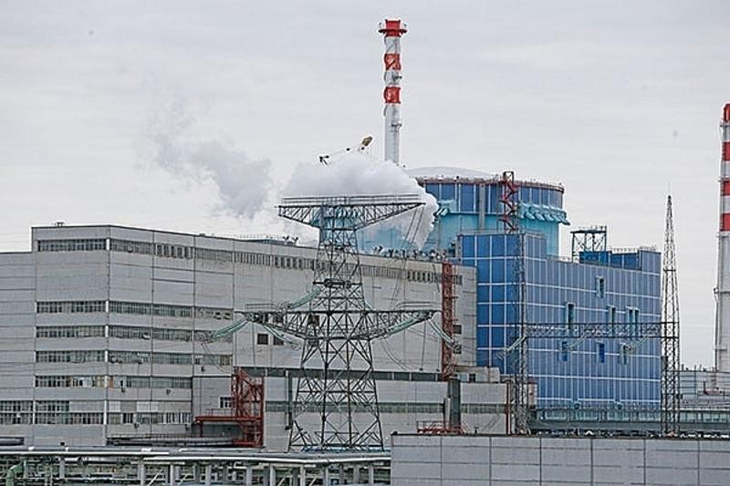 Два енергоблоки Хмельницької АЕС відключено від енергомережі