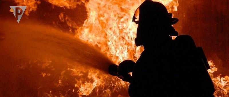 Минулої доби на Хмельниччині гасили дві пожежі