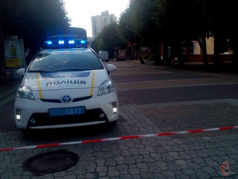 Частину вулиці Проскурівської перекрили.