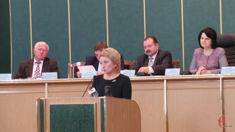 Світлана Лукомська розповіла про рівень заробітної плати