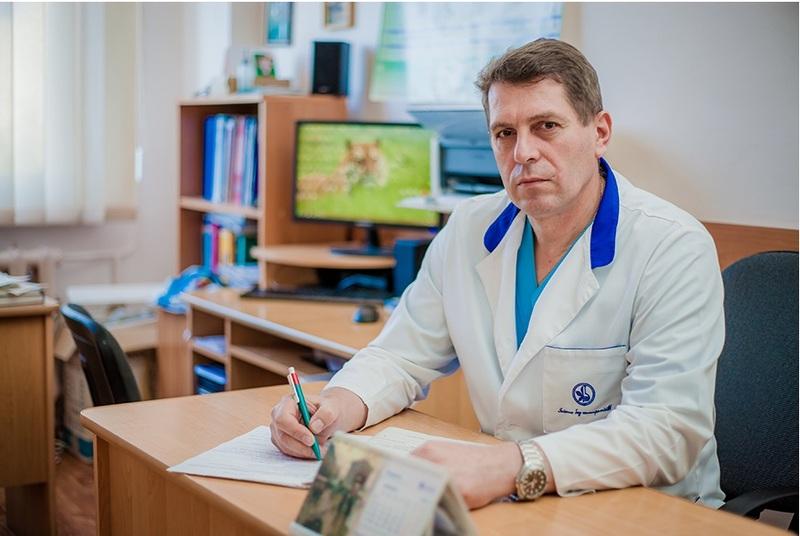 Помер судинний хірург Мартинюк Вадим Григорович