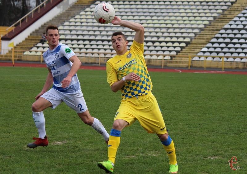 Микола Когут зіграє один матч за студентську збірну та повернеться в розташування Агробізнеса