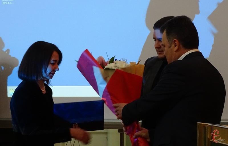 Хмельничани отримали грамоти Верховної Ради