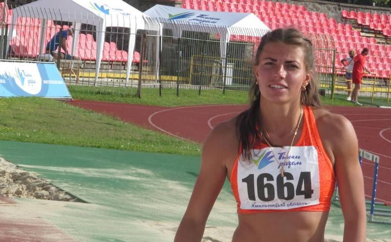 Марина Бех - головний фаворит у секторі стрибків у довжину