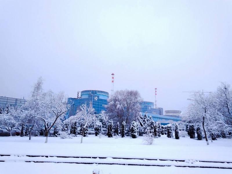 Проектний термін експлуатації першого енергоблоку Хмельницької атомної електростанції вичерпано 13 грудня 2018 року