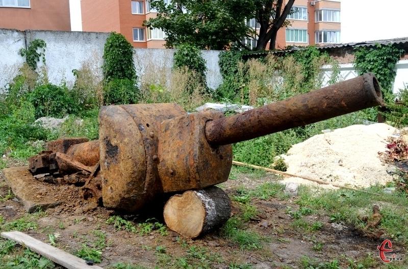 Вага знахідки – 4 тони і 800 кілограмів