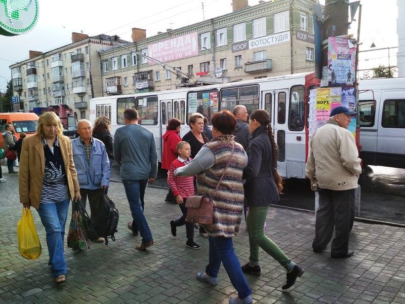 Перевізники вивчатимуть пасажиропотік на громадському транспорті міста