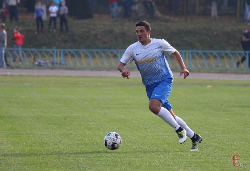 Ігор Курило, захисник ФК Агробізнес