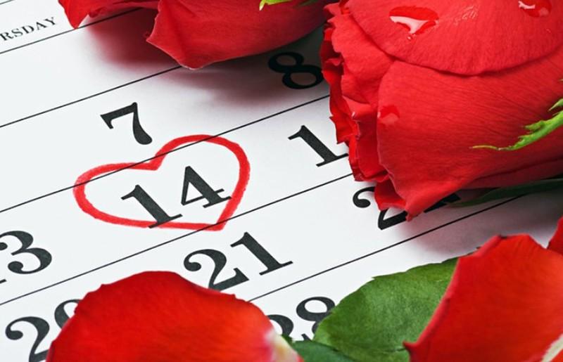 Ані цифри, ані гороскопи не повинні зіпсувати святковий день, якщо ви налаштовані на позитив на любов