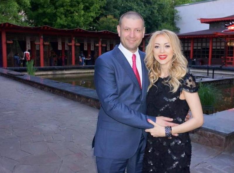 Володимир Пригладь та Наталія Валевська
