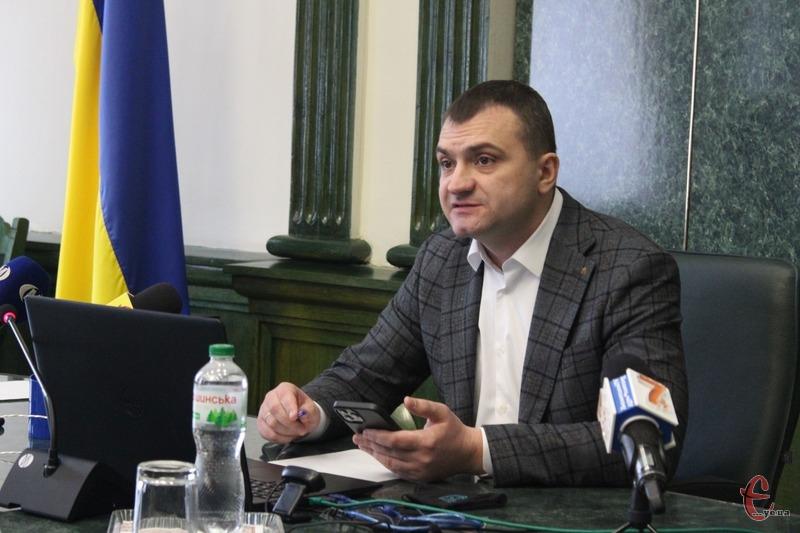 Олександр Симчишин вважає неправильним запроваджувати для всієї області однакові карантинні обмеження