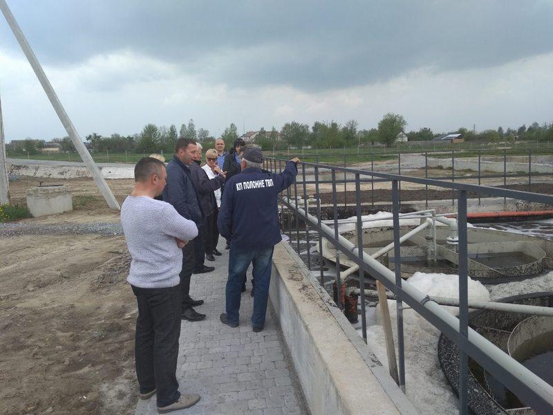 Реконструкція очисних споруд коштуватиме фабриці 16 мільйонів гривень
