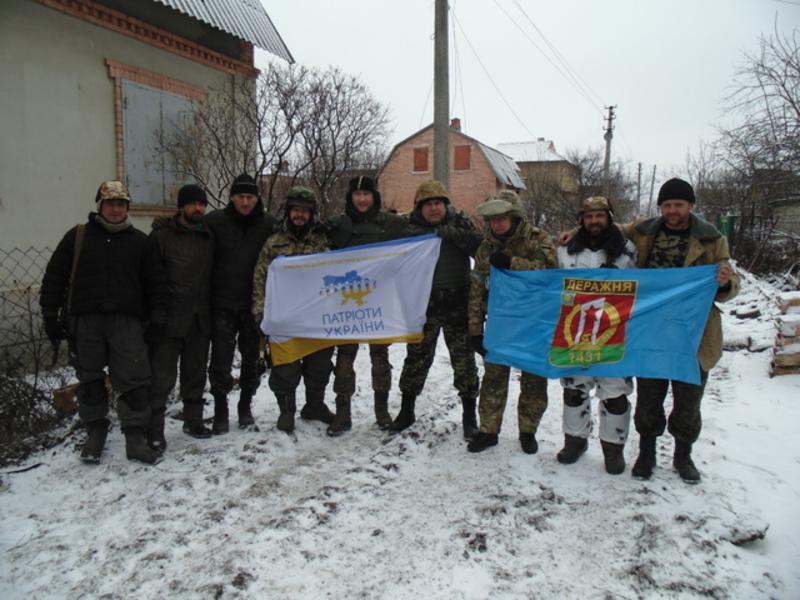 Волонтери везуть допомогу землякам на Донбас