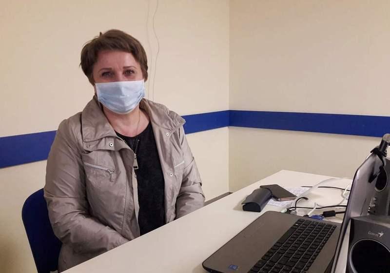 Деталі про першу жінку, яка одужала, Оксана Піддубна розповіла під час онлайн брифінгу