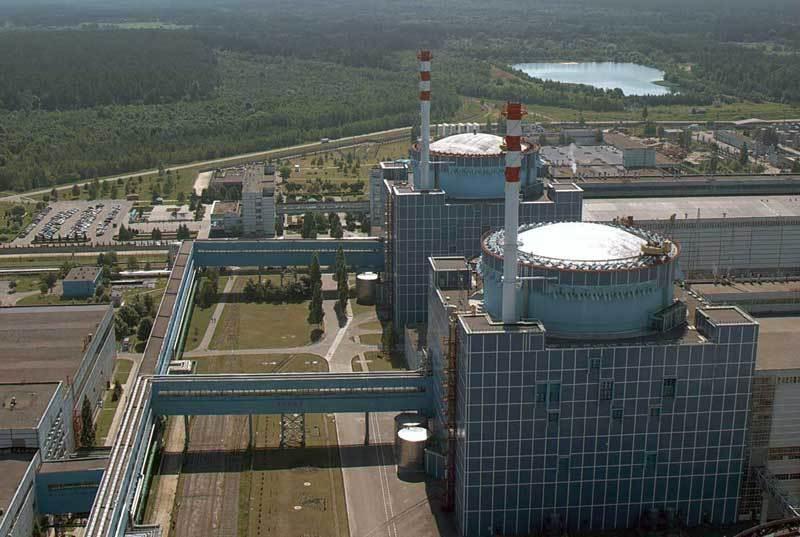 Тимчасово другий енергоблок Хмельницької АЕС був знеструмлений