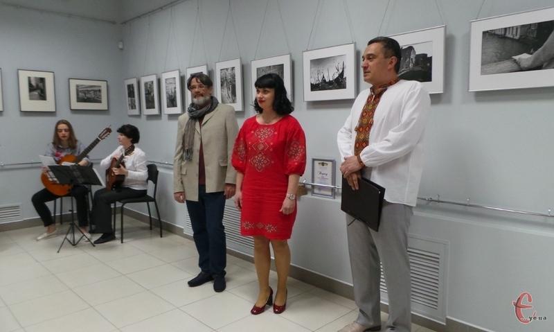 У музеї-студії фотомистецтва відкрили виставку