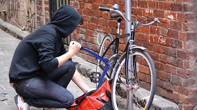 Вкрадений велосипед дуже швидко перепродують