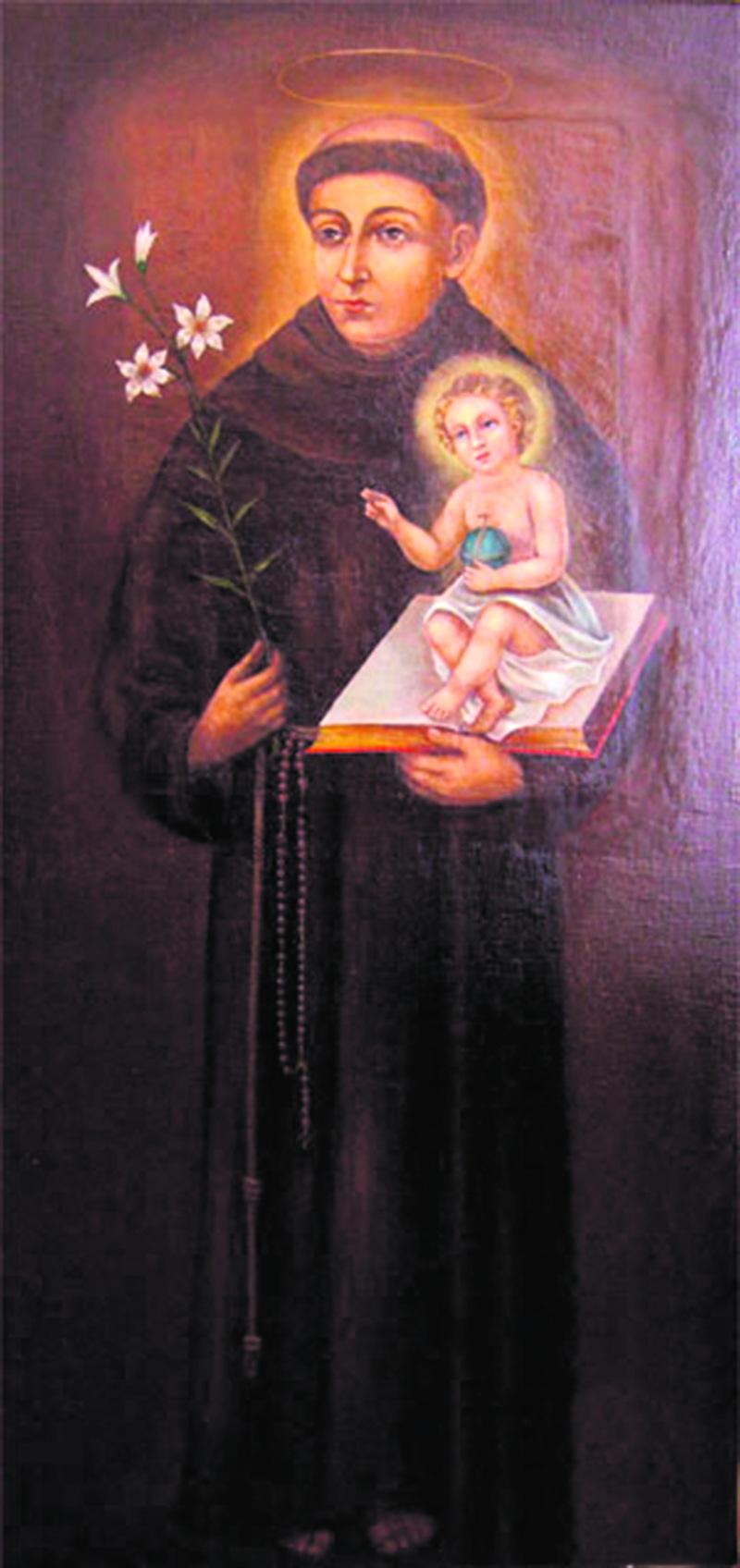 Сявтого Антонія менше ніж через рік після смерті зарахували до лмку святих