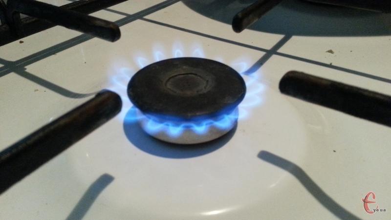 Вартість природного газу у грудні знизилася
