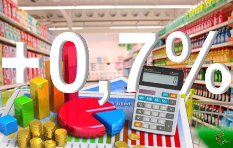 Ціни на споживчому ринку Хмельниччині в січні 2016 року зросли в середньому на 0,7%