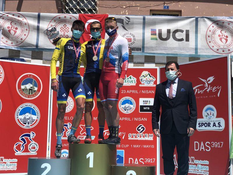 Міжнародні змагання відбувалися у Туреччині