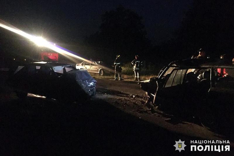 ДТП сталася на автодорозі в селі Теперівка Деражнянського району