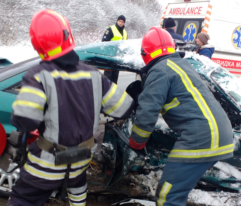 У Шепетівському районі в ДТП загинула людина.