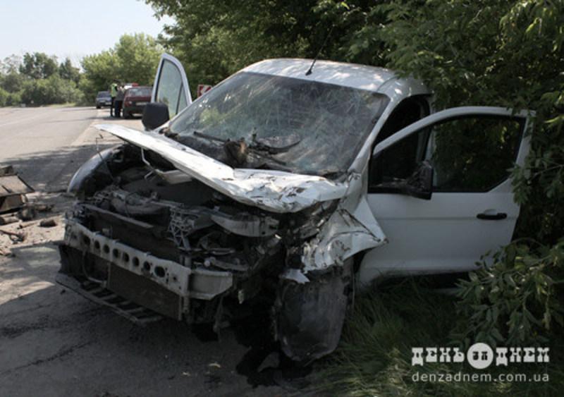 Аварія сталася сьогодні зранку у Шепетівському районі