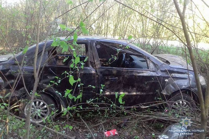 В аварії на Хмельниччині постраждали 5 людей