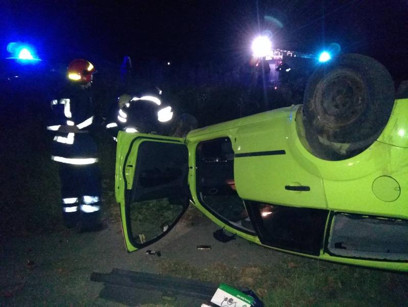 У ДТП травмувався водій легковика