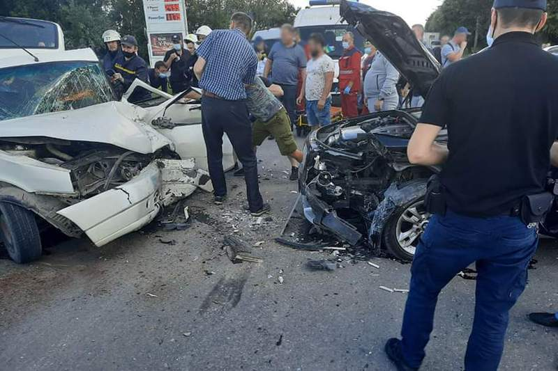 Один з водіїв загинув від отриманих травм